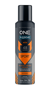 Foto do produto Antitranspirante One by Above Sport