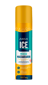 Foto do produto Spray Massageador Ice Efervescente