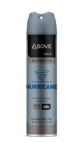 Foto do produto Antitranspirante Elements Hurricane