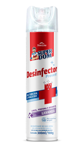 Foto do produto Desinfector Prevent Lavanda - Desinfetante de Uso Geral